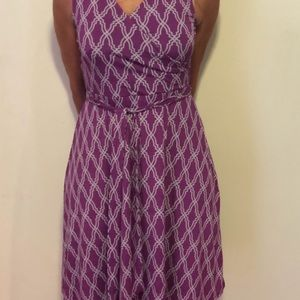 Hawthorn Patterned Dress